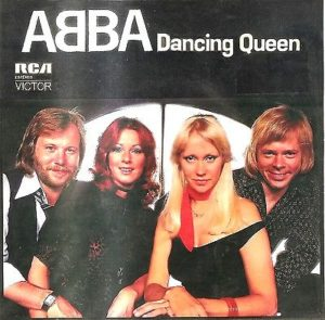 dancing queen lyrics abba