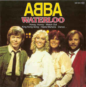 waterloo lyrics abba