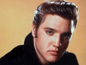 elvis presley lyrics